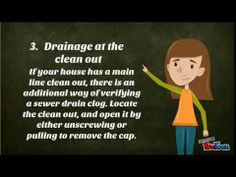 Signs that Your Sewer Drain is Clogged