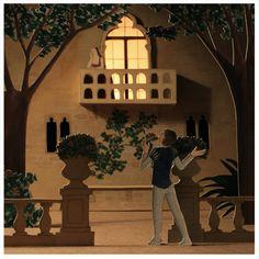 romeo and juliet shoebox diorama google search book floats pinterest british artists. Black Bedroom Furniture Sets. Home Design Ideas