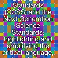 "From the Council of Chief State School Officers, this webpage provides a link to the 235-page ""English Language Proficiency (ELP) Standards with Correspondences to K – 12 Practices and Common Core State Standards,"" which were designed to ""facilitate the development of English language proficiency essential to students as they increase competence in the disciplinary (i.e., subject-specific) practices associated with English language arts, mathematics, and science."""