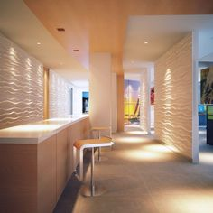 Paintable Waves 3D Wall Panels - Overstock™ Shopping - Top Rated Wall Paneling