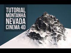 Tutorial - Criando uma Montanha Nevada no Cinema 4D