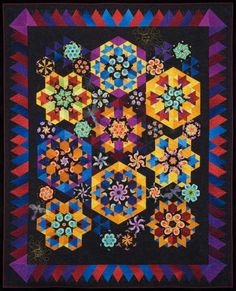 Royal. Quilt from Doubledipity: More Serendipity Quilts by Sara Nephew