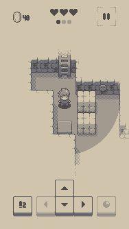 Into the Dim - Retro Turn-Based RPG (iOS)