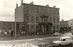 The old Coombe Maternity Hospital, Dublin. Dublin Street, Dublin City, Old Pictures, Old Photos, Vintage Photos, Gone Days, Images Of Ireland, Irish Culture, Photo Engraving