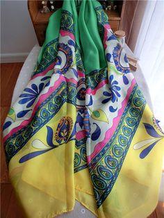 Morpheus Boutique  - New Paisley Floral Chiffon Designer Shawl Long Scarf Wrap, CA$20.50 (http://www.morpheusboutique.com/new-arrivals/new-paisley-floral-chiffon-designer-shawl-long-scarf-wrap/)