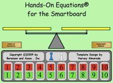 Cool Algebra games/templates