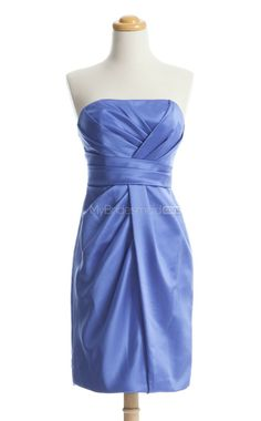 Chic Lavender Short Bridesmaid Dress,Short Bridesmaid Dresses