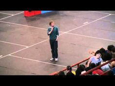 FESTA MGS 2011 - Alessandro D'Avenia - YouTube