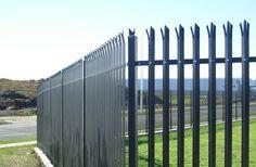 Get Gates & Fence It - Compound Security Sliding Gate, Fences, Gates, Commercial, Industrial, Home Decor, Picket Fences, Sliding Door, Decoration Home