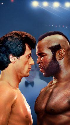 Drama Film, Drama Movies, Rocky Stallone, Apollo Creed, Movie Talk, Rocky Balboa, Movie Wallpapers, Sylvester Stallone, Action Movies
