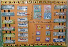 Boberkowy World : Pierwszy dzień w przedszkolu. Scenariusz / plan dnia Polish Language, Periodic Table, Fun, Ideas, School, Periodic Table Chart, Periotic Table, Thoughts, Hilarious