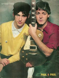 Paul Weller, Paul McCartney