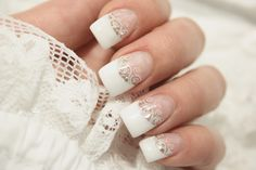 French manicure is always in
