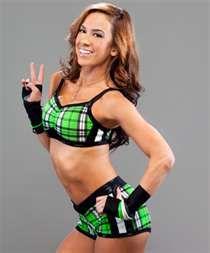 WWE's AJ