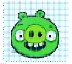 Lankalauantai: Angry Birds possumalli