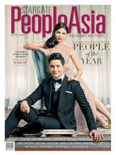 Stargate PeopleAsia Magazine December 2015 - January 2016 digital magazine - Read the digital edition by Magzter on your iPad, iPhone, Android, Tablet Devices, Windows 8, PC, Mac and the Web.