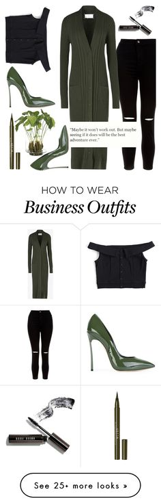 """""""maybe it won't work out"""" by felicitysparks on Polyvore featuring Casadei, New Look, Chicwish, Maison Margiela, Bobbi Brown Cosmetics, Stila and NDI"""