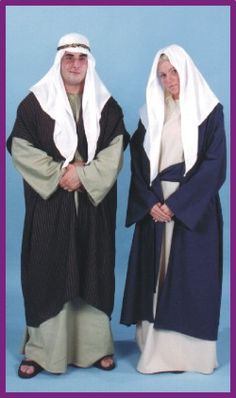 Biblical Townsman: Christian Costumes $80