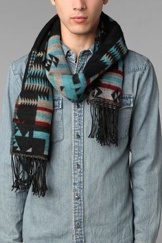 Super Sante Fe Scarf. #urbanoutfitters