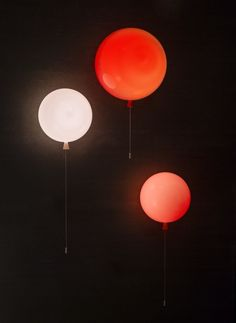 Put glow sticks in balloons and let balloons in the air for a beautiful horizon