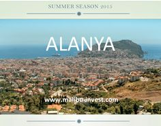 Julia Freeman Williams - Malibu Invest - Google+ the summer season in Alanya has started with a housing BOOM - will you miss out on your holiday home in the sun - give us a call 0090 533 737 1998 Dream Properties, Luxury Holidays, Real Estate Investing, Luxury Apartments, Past, Villa, Seasons, Sun, City