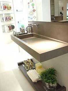 bancada da cozinha com porcelanato - Pesquisa Google