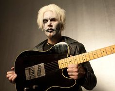 John 5 | Telecaster equipped with Evertune bridge