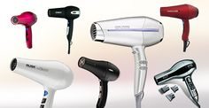 """The search for the perfect hair dryer can be torturous. So this unbiased list shows us the best 10 blowdryers out there (all under $100) based on popularity, quality and """"buzz"""" factor!"""