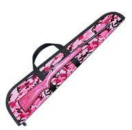 Pink Camo .22 Rifle Case