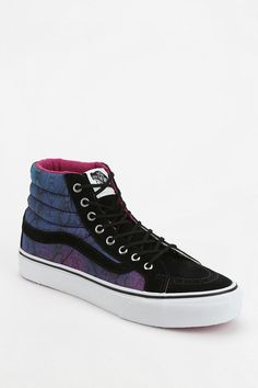 Vans SK8-Hi Geo Print High-Top Women's Sneaker $65 at UO
