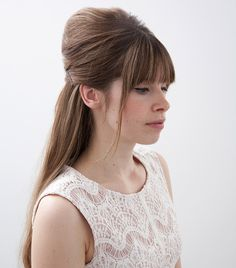 3 Fancy Hairstyles for Thick Hair