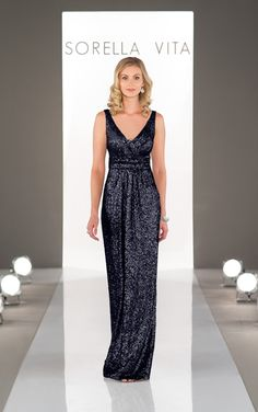Saphire Bridesmaid Dress- Carrie Johnson Bridal in Waite Park or other locations like Alex, Egan, and Burnsville