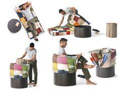 Huggy LAGO Armchair Design by: Brit Leissler #lagostudio