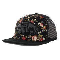 Gorra de la marca Vans, perfecta con tus zapatilla favoritas.