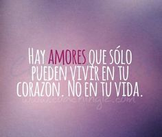 Amores...