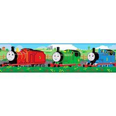 RoomMates - Thomas the Train Peel & Stick Wall Border
