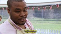 You don't need to understand it, Selasi, you're a natural-born baker!