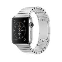 Shop Apple Watch Series 2 Stainless Steel in 38mm or 42mm with built-in GPS and Link Bracelet. Buy now with fast, free shipping.