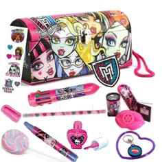Monster High Party Supplies, Monster High Beds, Open A Party, Dad Crafts, Pusheen Cute, Personajes Monster High, Poppy And Branch, Monster High Birthday, Clock For Kids
