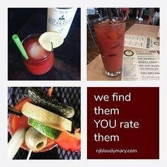 njbloodymary.com - bloody mary locations and reviews #njbloodymary #bloodymary #njrestaurants