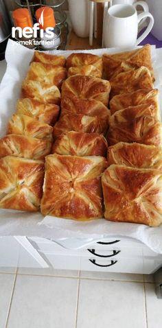 Turkish Recipes, Ethnic Recipes, Spanakopita, Ham, Waffles, Food And Drink, Desserts, Savory Snacks, Recipe