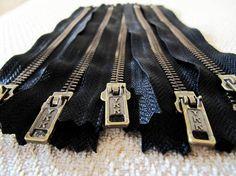 zippers