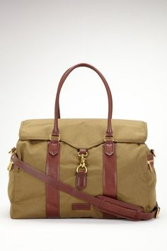 So what it's mens - this would be a great weekend bag