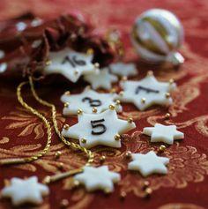 Χειροποίητα Χριστουγεννιάτικα Στολίδια από Μπισκότα!