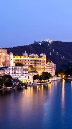 Udaipur - Venice of the East Udaipur India, Jaipur, Beautiful Sites, Beautiful Places, Best Places To Travel, Places To Visit, Places Around The World, Around The Worlds, India Destinations