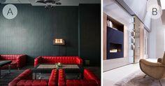 A. WallFire oder B. PrimeFire? Planika #kamin #indoor #nnenbereich Fot. Jan Lutyk, Łukasz Malicki