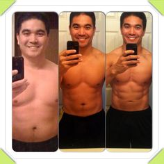 12 Weeks Before and After with AZ Bodybuilding Personal Training in Gilbert AZ.