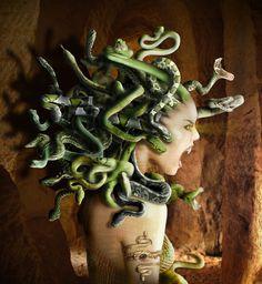Medusa by Shorra on deviantART