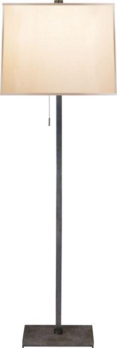 PHILOSOPHY FLOOR LAMP 61H x 18.75W 75W