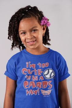 Chicago Fans. I'm Too Cute. Blue Onesie (NB-18M) or Toddler Tee (2T-4T – Smack Apparel Chicago Cubs Fans, Game Day Shirts, Championship Game, Clothing Company, Onesies, Shirt Designs, Tees, Cute, T Shirts